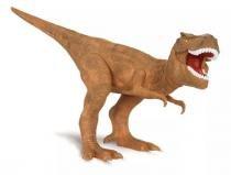 Dinossauro Tyrannosaurus Rex 42 cm Dino World com Som - Cotiplás 2088 - Cotiplas