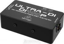 Direct Box Behringer Ultra DI400P Passivo - BEHRINGER