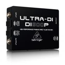 Direct Box Passivo Behringer DI600P Ultra DI -