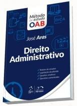 Direito Administrativo - Aras - Metodo - 952924