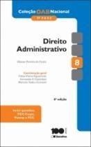 Direito Administrativo - Oab 1f Vol 8 - Saraiva - 953059