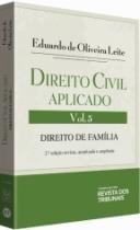 Direito Civil Aplicado - Vol 5 - Rt - 1