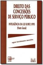 Direito das Concessoes de Servico Publico   ( Sbdp ) - Malheiros editores