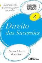 Direito Das Sucessoes Sj 4 - Saraiva - 953059