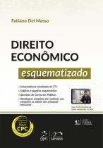 Direito Economico - Esquematizado - Metodo - 952924