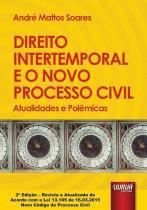 Direito intertemporal e o novo processo civil - Jurua editora -