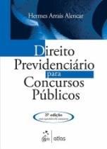 Direito Previdenciario Para Concursos Publicos - Atlas - 952588