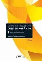 Direito processual civil contemporaneo, v.1 - Saraiva editora