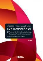 Direito processual civil contemporaneo, v.2 - Saraiva editora