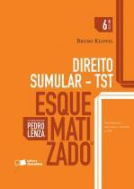 Direito Sumular Tst Esquematizado - Saraiva - 6 Ed - 1