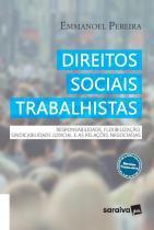 Direitos Sociais Trabalhistas - Saraiva editora