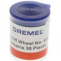 Disco Corte 0,64mm com 36 Unidades Dremel 409 - Dremel