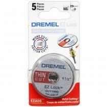 Disco Corte Thin Cut para Micro Retífica Dremel EZ409 - Dremel