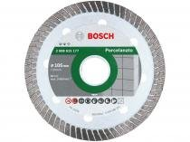 Disco de Corte Diamantado 105mm Bosch - Turbo