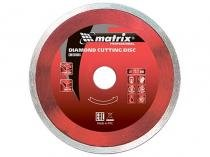 Disco de Corte Diamantado 22,2mm MTX - MTX