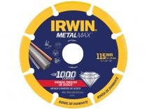 "Disco de Corte Diamantado 9"" Irwin MetalMax - 1998847"