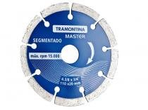 "Disco de Corte Ideal para Pedra Diamantado 4.3/8"" - Tramontina 42595104"
