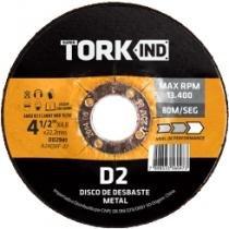 """Disco de desbaste 7"""" dd 2907 - Tork"""