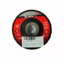Disco de Lixa Flap 4.1/2 POL Grana 80 MTX - Toolsworld