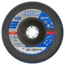 """Disco de lixa flap disc 7"""" - R822 (60) - Norton"""