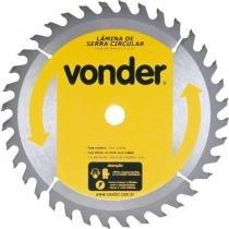 Disco de serra 180 mm x 20 mm x 36 dentes - Vonder