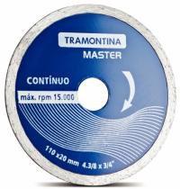 Disco Diamantado Contínuo 4.3/8 - Tramontina -