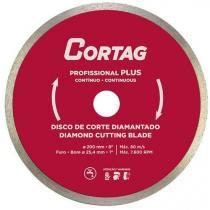 Disco Diamantado Profissional Plus 200 X 25,4 MM - Cortag -