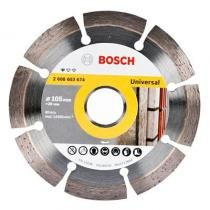 Disco Diamantado Segmentado Bosch para Concreto 105mm -