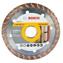 Disco Diamantado Turbo Bosch 105mm -