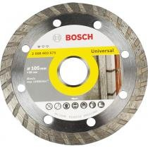Disco Diamantado Universal 105mm Standard Turbo Bosch - Bosch