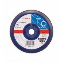 Disco Flap para Metal Bosch 7 7/8 Grão 120 - 7 7/8 -