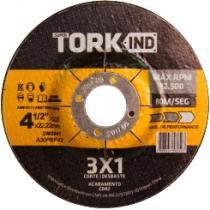 """Disco inóx 3 em 1 4.1/2"""" dm2941 - Tork"""