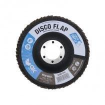 Disco Lixa Flap 4.1/2 040 Tatu Com 10 Unidades - Comprenet