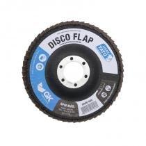 Disco Lixa Flap 4.1/2 080 Tatu Com 10 Unidades - Comprenet