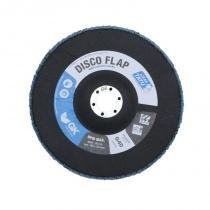 Disco Lixa Flap 7 040 Tatu Com 5 Unidades - Comprenet