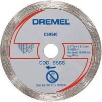 Disco Saw-Max SM540 Azulejo Dremel -