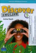 Discover english 3 active teach interactive whiteboard software - 1st ed - Pearson audio visual