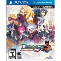 Disgaea 3: absence of detention - ps vita - Sony