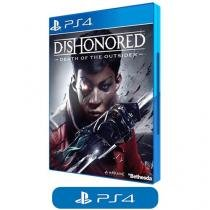 Dishonored Death of the Outsider para PS4 Bethesda