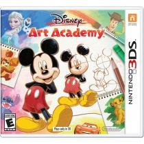 Disney art academy - 3ds - Nintendo