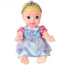 Disney - Boneca Baby Princesa Vinil Cinderela - Mimo - Disney