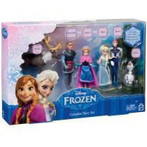 Disney Frozen - 6 Amigos Mini - Mattel - Frozen