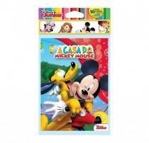 Disney Junior: Contém 10 livros para ler, colorir e aprender - Bicho esperto