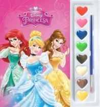 Disney - Miniaquarela - Princesas - Dcl editora