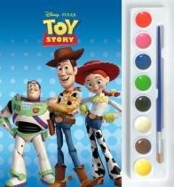 Disney - Miniaquarela - Toy Story - Dcl editora