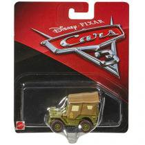 Disney Pixar - Carros Sargento - Mattel