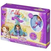 Disney - Sofia e Sven Fundo do Mar - Mattel - Disney