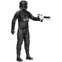 Disney - Star Wars Tie Pilot 30cm - 5 Pontos de Articulação - Hasbro