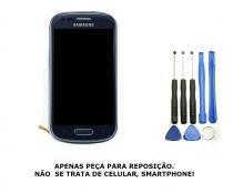 Display Frontal S3 Mini Gt-I8190 Gt-I8200 Original - Escolha Cor - Samsung