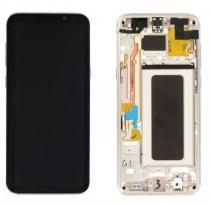 Display Frontal S8 Plus G955 Original com Aro - Escolha Cor - Samsung